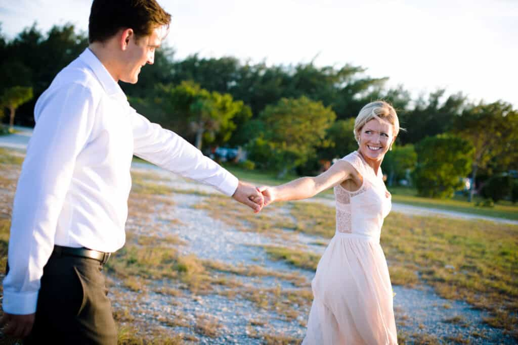 Fort Zachary Taylor elopement