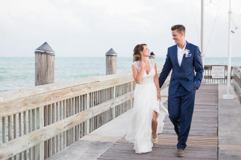 Key West Wedding Photographer - Casa Marina
